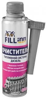 <b>FILL</b> Inn FL062 <b>Очиститель топливной системы</b> (дизель ...