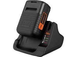 <b>Набор</b>: <b>аккумулятор и зарядное</b> устройство BLACK+DECKER ...