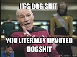 Annoyed Picard memes | quickmeme via Relatably.com