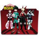 <b>Boku No Hero Academia</b> Custom My Anime New Tab