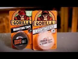 Gorilla Mounting <b>Tape</b> - YouTube