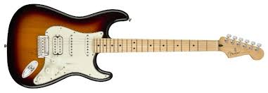 <b>Электрогитара Fender Player</b> Stratocaster HSS — купить по ...