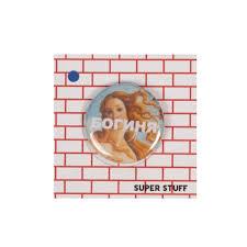 <b>Значок</b> SUPER STUFF Богиня - SUPER STUFF