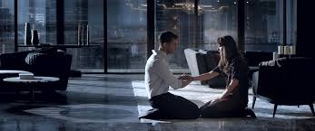 fifty shades darker extended trailer released abc news photo dakota johnson and jamie dornan in fifty shades darker