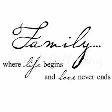 Inspirational Family Quotes Love. QuotesGram via Relatably.com
