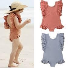 Shop Summer <b>Cute Toddler Baby Kids</b> Girls Beach Swim Bikini ...
