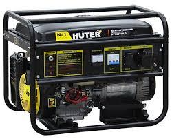 <b>Бензиновый генератор Huter DY9500LX</b>-3 (7500 Вт) — купить по ...
