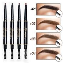 Buy <b>1pc</b> waterproof brown eye <b>brow eyebrow tattoo</b> pen and get free ...