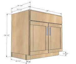 idea bathroom sink cabinet base