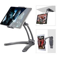 XMXCZKJ Kitchen Tablet Stand <b>Wall Desk Tablet Mount</b> Stand Fit ...