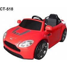 <b>Электромобиль CHIEN TI</b> Aston Martin (CT-518R) красный купить ...