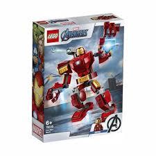 <b>LEGO Marvel Avengers Movie</b> 4 Iron Man Mech - 76140 | Kmart