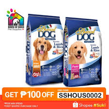 <b>Special Dog</b> Food for <b>puppy</b> and adult 9kg | Shopee Philippines