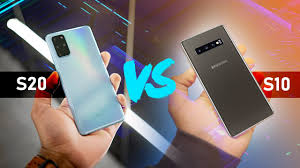 Samsung Galaxy S20 vs S10 - Peak Smartphone Achieved ...
