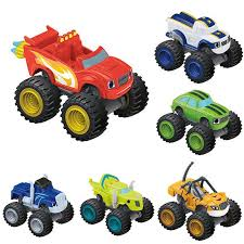 Fashion <b>Blaze</b> and The Monster Machines Vehicles Racer Cars ...
