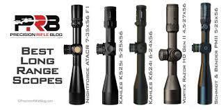 <b>Best Scope</b> – What The Pros Use - <b>PrecisionRifleBlog</b>.com