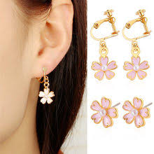 Compare Prices on Pink <b>Flower</b> with <b>Pearl</b>- Online Shopping/Buy ...