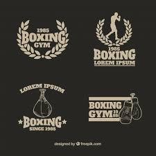 <b>Boxing School</b> Logo - ImageFootball