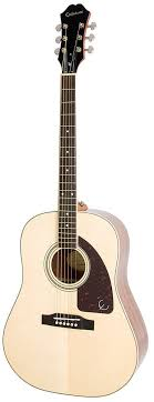 <b>EPIPHONE AJ</b>-<b>220S</b> Solid Top Acoustic Natural - <b>акустическая</b> ...