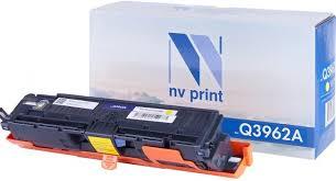 <b>Картридж NV Print Q3962A</b> Желтый купить, сравнить цены и ...