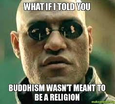 Image result for matrix buddhism