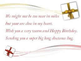 Birthday wishes for far away friend | Birthday quotes for friends ... via Relatably.com