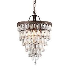 <b>Home Accessories</b> Inc Martinee 4-Light <b>Antique</b> Bronze Glam ...