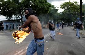 Venezuela'da çatışmalar devam ediyor