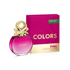 <b>Benetton</b>,<b>Colors De Pink</b> 80ml   Watsons Philippines