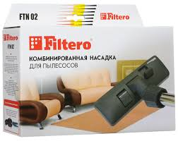 Filtero <b>FTN</b> 02 <b>насадка для пылесоса</b> — купить в интернет ...
