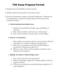 argumentative essay proposal