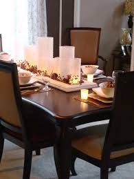 Table Lamps For Dining Room Decor Ideas Decorating Dining Luxurious Black Stained Wooden
