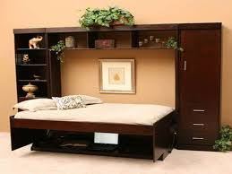 murphy bed nyc and dark brown high gloss finish side tilt murphy bed with frame cabinet bedroomastonishing solid wood office