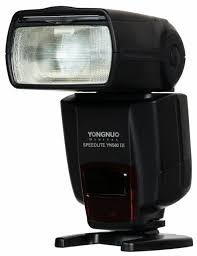 <b>Вспышка YongNuo Speedlite</b> YN-560 III — купить по выгодной ...