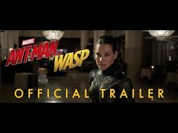 Marvel Studios' Ant-Man and <b>the Wasp</b> - Official Trailer #1 - YouTube
