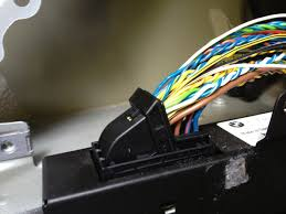 i audio upgrade diy photos amp sub speakers once you have access to the oem amp you will see a big connector lots of wires