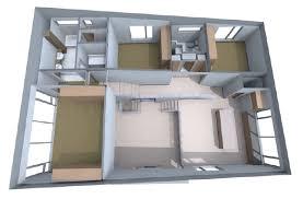 Modern House Plans by Gregory La Vardera Architect  March progress image   XHouse