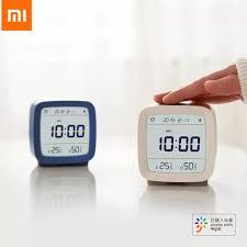 In stock <b>Xiaomi Cleargrass Bluetooth Alarm</b> Clock smart Control ...