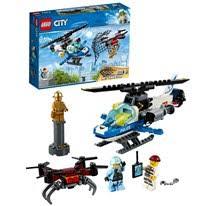 Купить конструктор <b>Lego City</b> 60208 Лего Город <b>Воздушная</b> ...