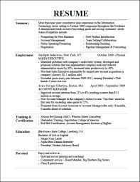 examples of resumes sample resume format for fresh graduates two 89 enchanting sample of resume examples resumes