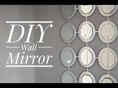 tree wall decor art youtube: diy easy amp inexpensive wall mirror treshaja youtube