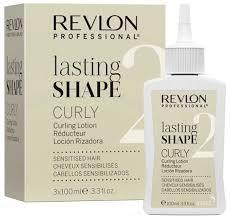 Купить Revlon Professional Lasting Shape Curly Sensitised Hair 2 ...
