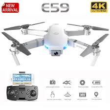 <b>E59 RC Drone 4K</b> HD Camera Professional Aerial Photography ...