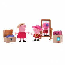 <b>Игровой набор Peppa Pig</b> Свинка Пеппа и Бабушка в ...