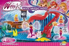 Пластиковый <b>конструктор COBI Magic Harp</b> - купить в интернет ...