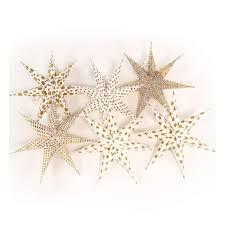 <b>Набор декоративных</b> елочных <b>украшений</b> EnjoyMe Stars, 6 шт ...