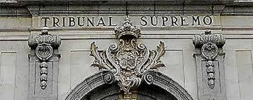 Resultado de imagen de tribunal supremo edificio