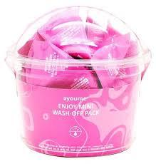 Ayoume Enjoy Mini Wash Off Pack <b>Успокаивающая маска с</b> ...