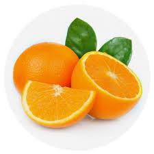 Разделочная доска-<b>подставка под горячее Апельсин</b> D 20 см ...