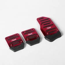 <b>Накладки на педали</b> Cartage <b>sports</b>, антискользящие, красный ...